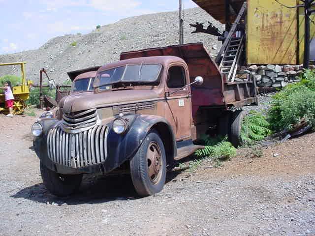 1946 Chevy two ton