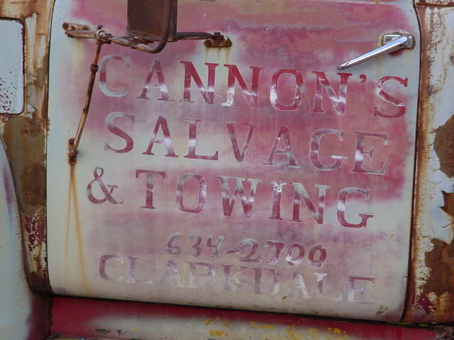 Cannons Salvage & Towing