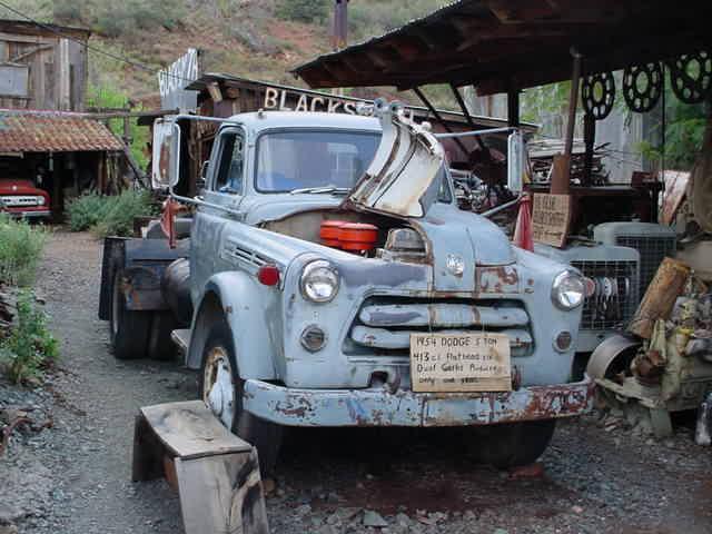 1954 Dodge 5 Ton
