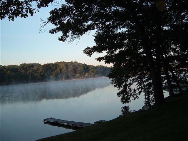 southern misty reflections