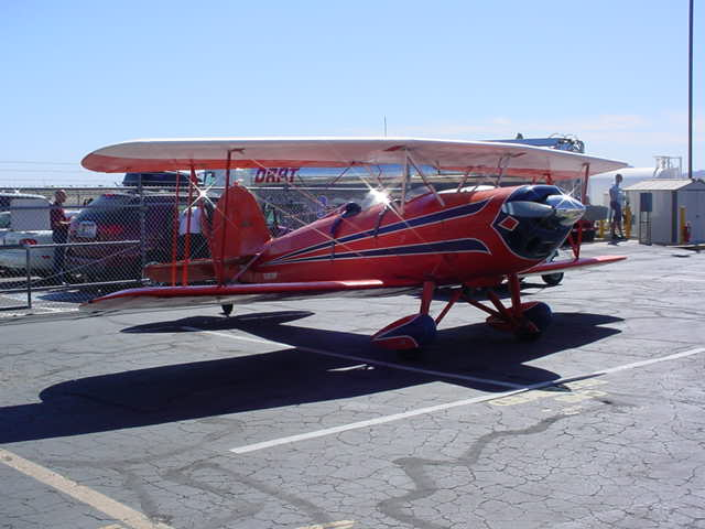 a biplane is a<br>fixed-wing aircraft