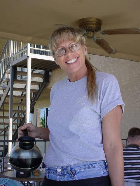 Lori says Hello.<br>need more coffee?
