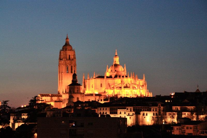 Segovia. Catedral de Santa María