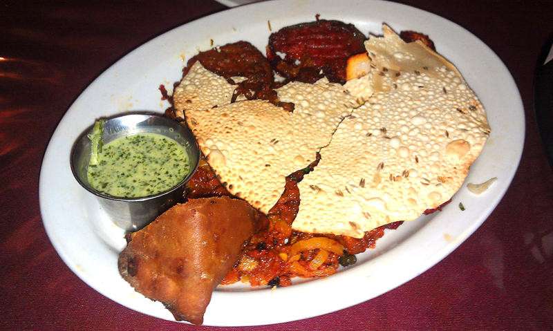 Nepalese appetizer