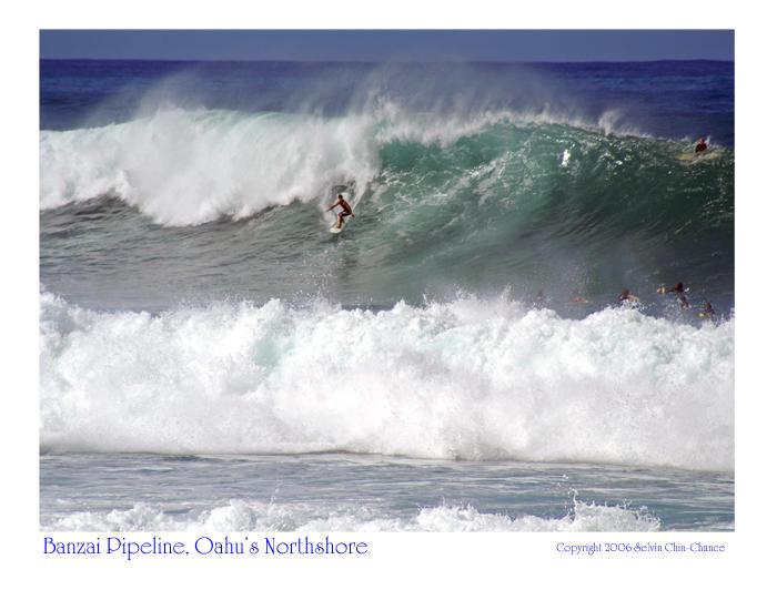 Banzai Pipeline Beach