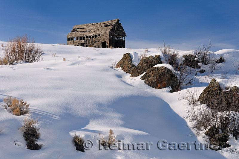 194 Abandoned Wyoming Barn in Winter.jpg