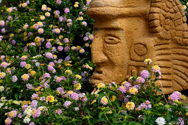 158 Mask and flowers.jpg