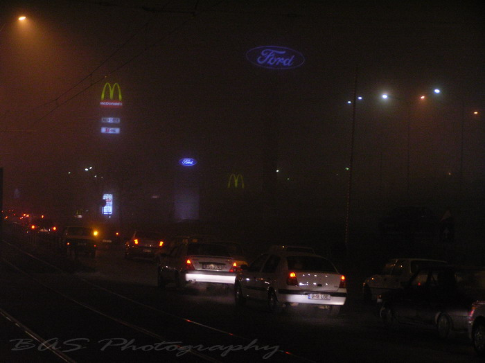 McDonalds and Ford