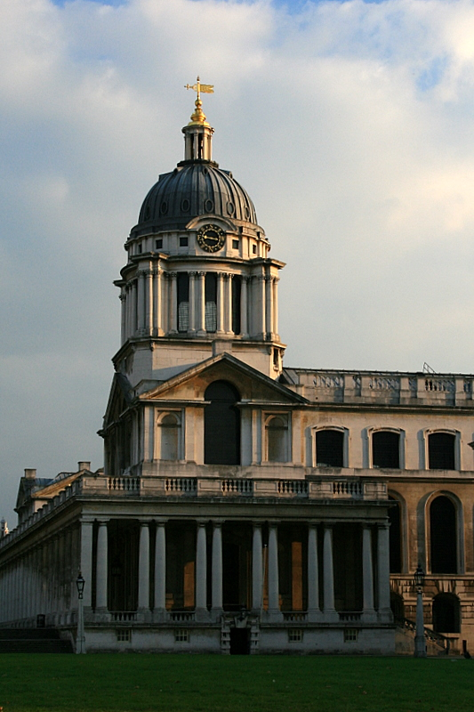 old Royal naval college # 2