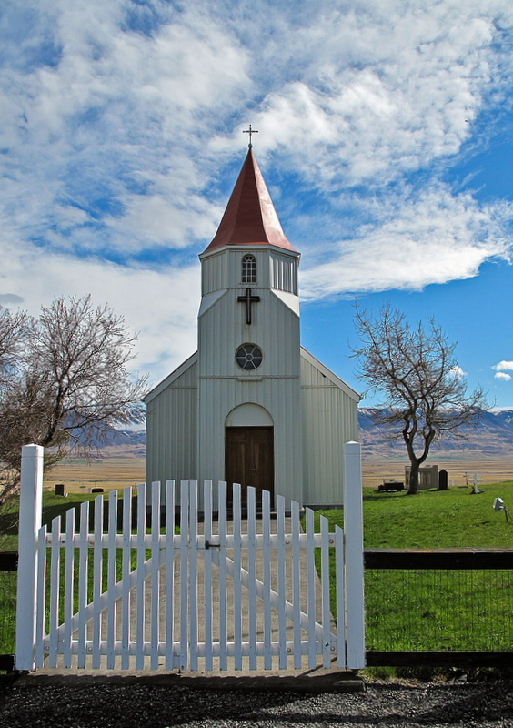 Kirkja Glaumbaer