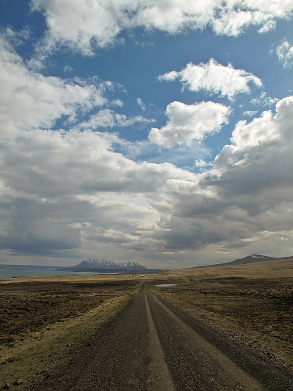 another road in Iceland