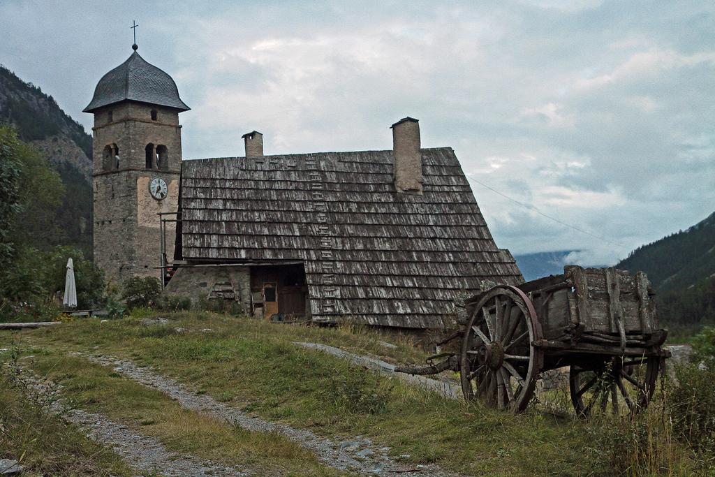 Plampinet, Vallée de la Clarée