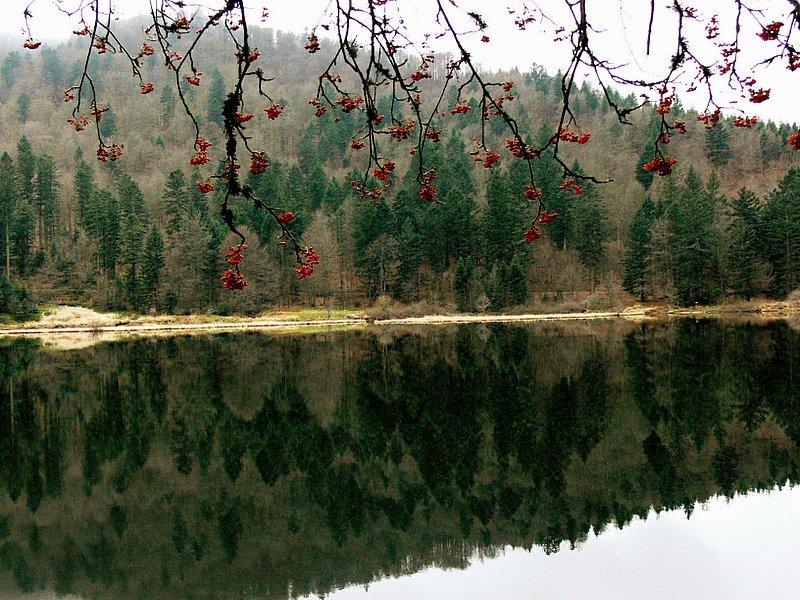 le lac de Blanchemer
