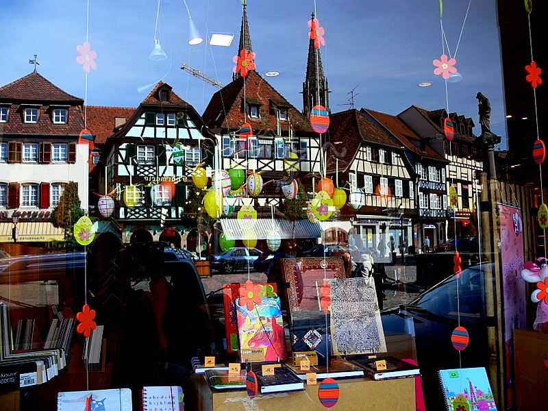 Easter in Alsace