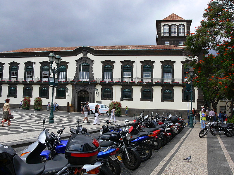 The town hall -  Funchal