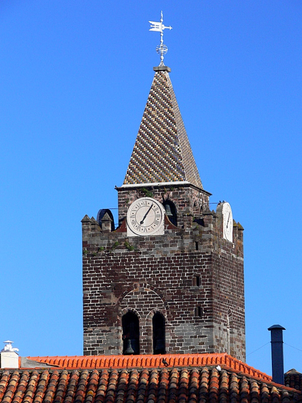 Funchal, the cathedral
