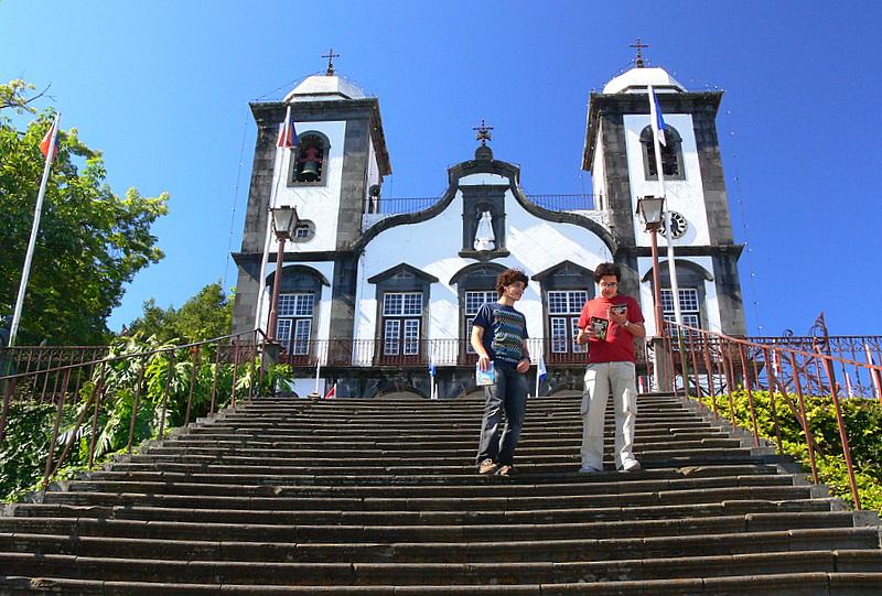 Igreja do Monte - Funchal