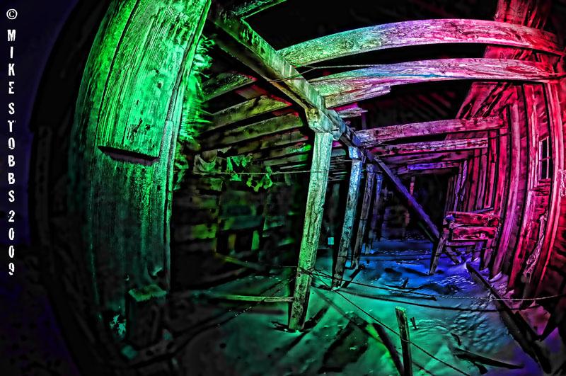 Inside The Keystone Barn