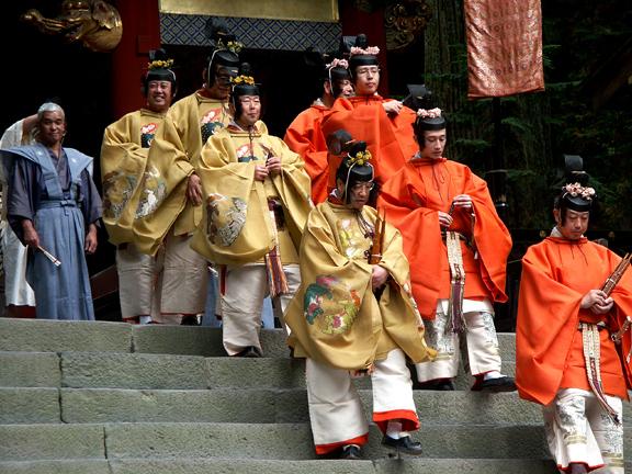 Annual Fall Festival and Parade, Nikko