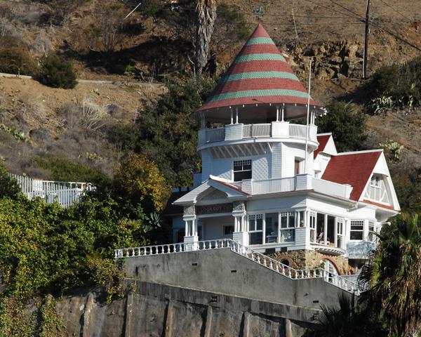 Unique Lookout Cottage.