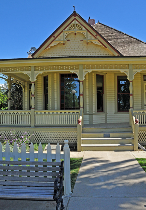 1894 Heritage House of Dr. George Clark