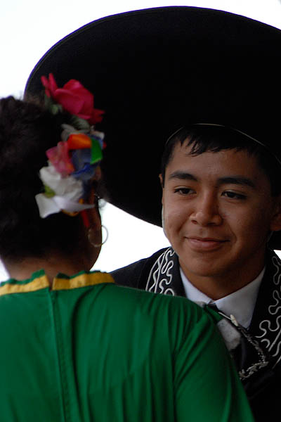 Mexican Folklore Dancers  ~  August 5