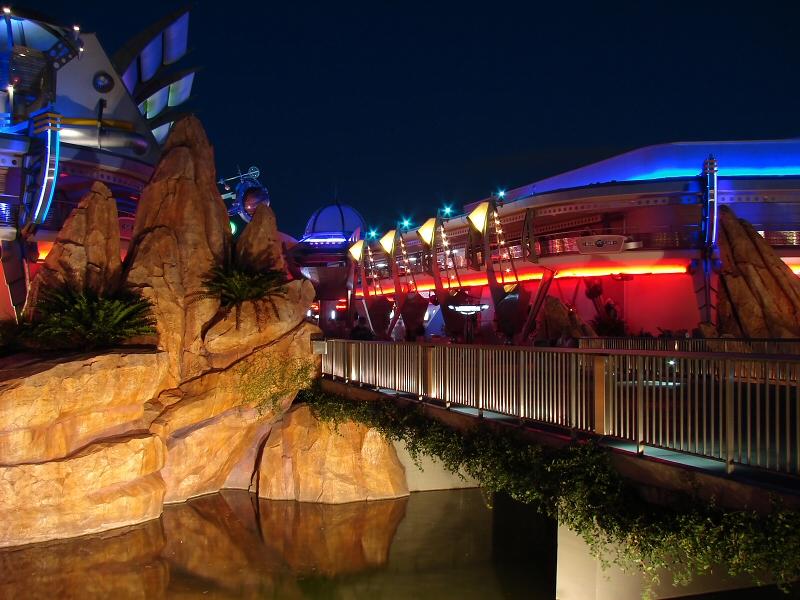 Bridge into Tomorrowland