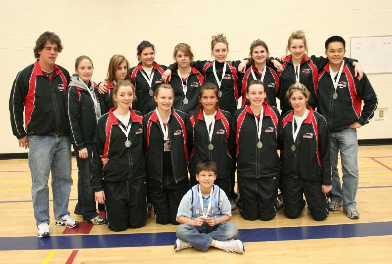 17U Challenge Cup Tier 1 Silver Medalists