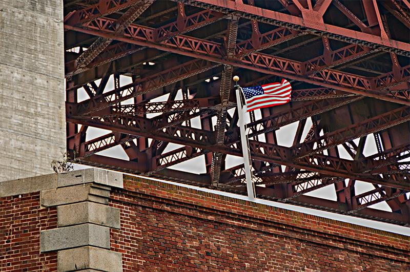 Flag - Fort Point