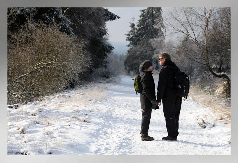 winter Baraque Michel Polleur