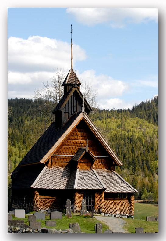 Eidsborg staafkerk