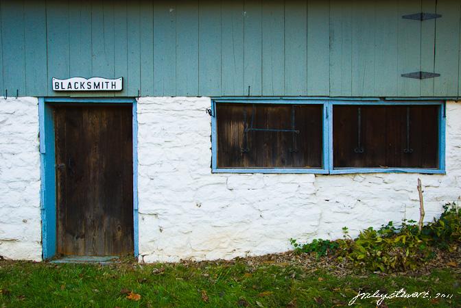 Blacksmith Shop, Millwood