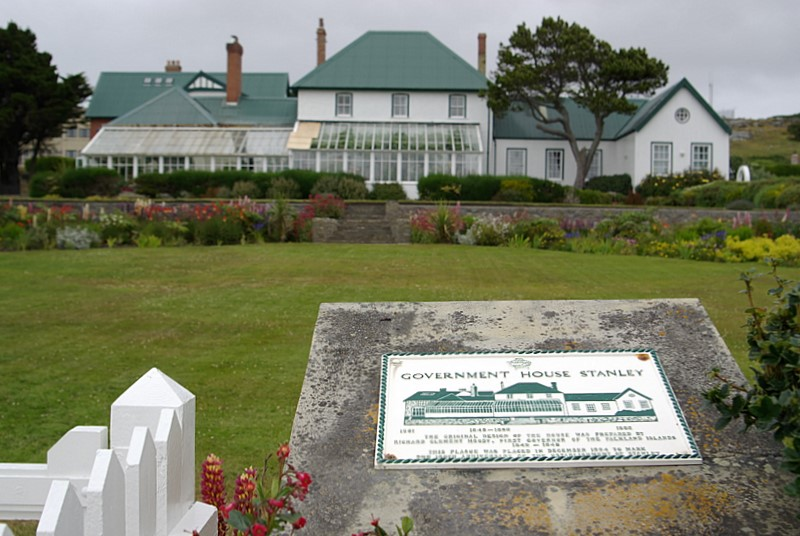 Government House - Port Stanlay