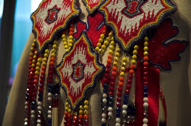 Kiowa Three Hide Dress