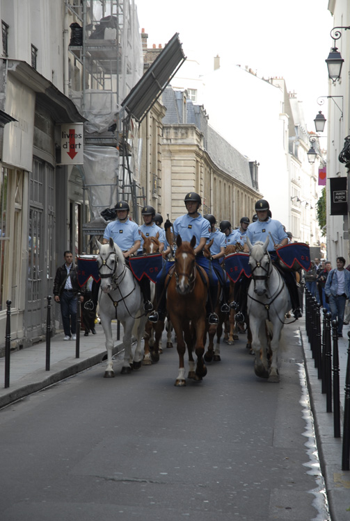 May 2007 -  Rue Vieille du Temple 75003