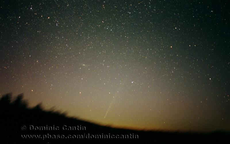 Comète Bradfield