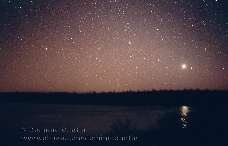 Reflets de Vénus / Venus reflections