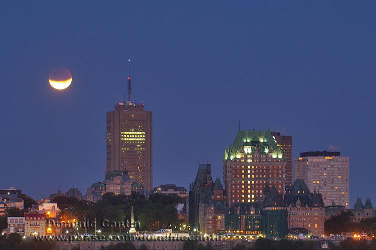 Éclipse Lunaire / Lunar Eclipse