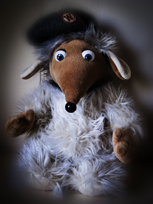 A Womble (apparently!)