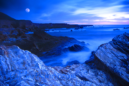 Ethereal Seascape 6