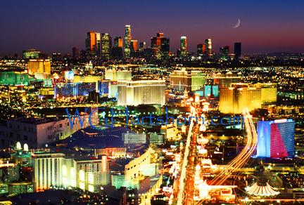 Vegas to Los Angeles