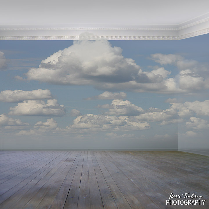 Clouds room