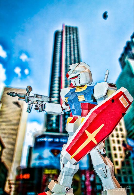 Earth Federation RX-78 Gundam