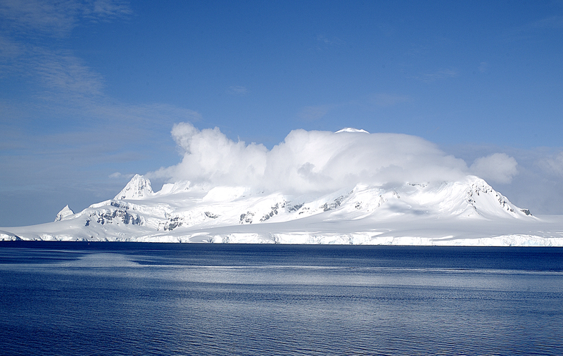 Mountain - Antarctica