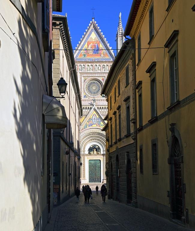 Duomo di Orvieto (Cathedral of Orvieto)