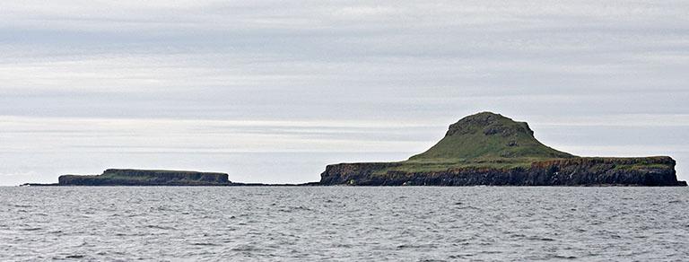 Bac Mor - Dutchmans Cap