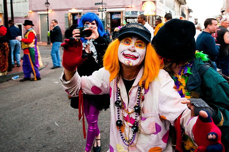 Louisiana - New Orleans - 2011 Mardi Gras