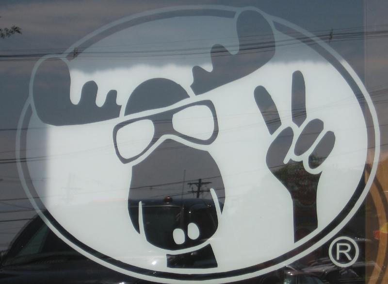 moose window