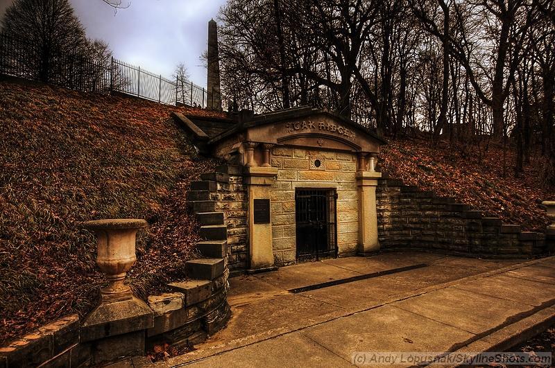 Abraham Lincolns Tomb