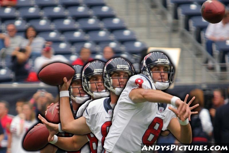 Houston Texans QB Matt Schaub